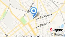 Бургер Хаус на карте
