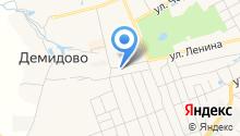 Богородский завод домостроительных материалов на карте