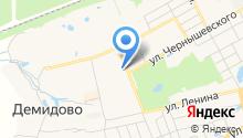 Оптика Приволжская на карте