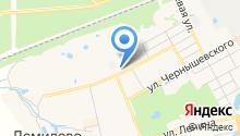 Тех-центр на карте