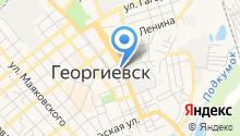 Георгиевская стоматологическая поликлиника на карте