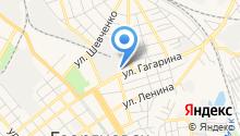Масло Ставрополья на карте