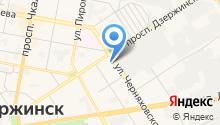 Алкирсервис на карте