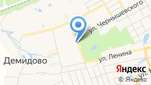 аренда авто *минибус* на карте