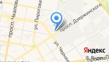 Акрилхимпроект на карте
