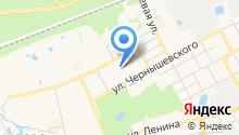 Храм в честь Пресвятой Живоначальной Троицы на карте