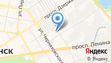 Государственный региональный центр стандартизации, метрологии и испытаний в Нижегородской области, ФБУ на карте