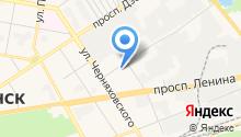 Джамп на карте