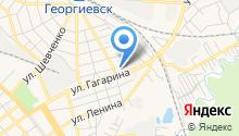 Детский сад №28, Красная шапочка на карте