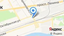 Городской архив г. Дзержинска на карте
