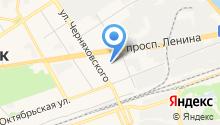 Дзержинск хлеб на карте