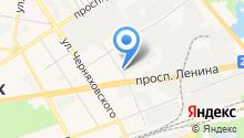 ВедаТранс на карте