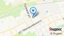 Отдел надзорной деятельности по г. Богородску, Управление надзорной деятельности на карте