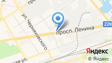 Аккумулятор центр на карте