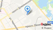 Дом Моды на карте