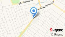 Торгово-сервисная компания на карте
