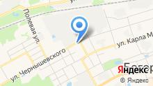 Аметист, ЗАО на карте