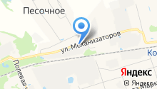 Центр продаж запчастей для легковых прицепов и авто на карте