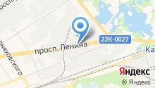 ИМПОРТКАР на карте