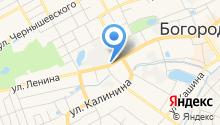 ГЕМОХЕЛП на карте