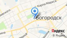 Общественная приемная депутатов городской Думы г. Богородска на карте