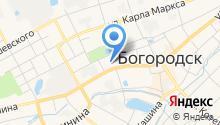 Управление Федерального казначейства по Нижегородской области на карте