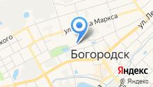 Нижегородский медицинский базовый колледж на карте