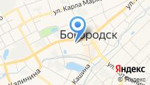 Страховая группа МСК на карте