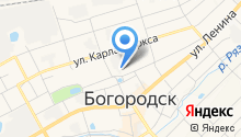 Автомойка на ул. Свердлова на карте