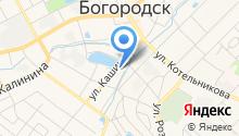 Автомиг на карте