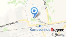 Пилорама на Садовой на карте