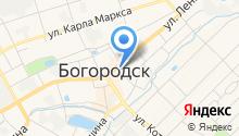 РОСНО-МС на карте