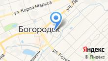 Викмос на карте