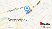 Детский сад №18 на карте