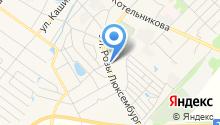 Интернет-магазин косметики на карте