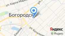 Богородское районное отделение профилактической дезинфекции на карте