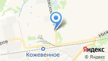 Полимерпром, ЗАО на карте