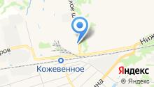 Инжселькомплект, ЗАО на карте