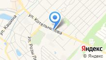 Детский сад №2 им. Юргенса на карте