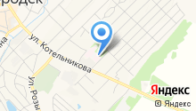 Богородская центральная районная больница на карте