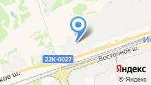 Дзержинскстройэнергосервис на карте
