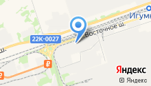 Борышев Пластик Рус на карте
