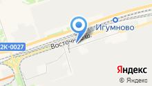 Дзержинскхимпромсервис на карте