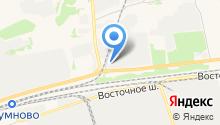 ВолгаХимПласт на карте