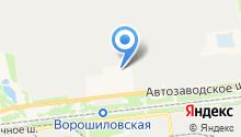Дзержинское Оргстекло на карте