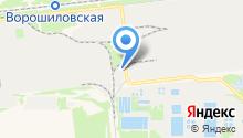 БАКСС на карте