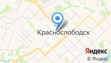 "туристическая база ""Утро"" - турбаза на карте"