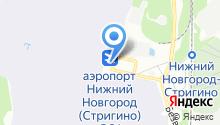 Costa на карте