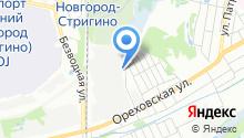 ТрансОптТорг-М на карте