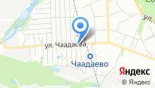 У Сергея на карте